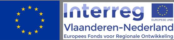 Interreg logo met vlag